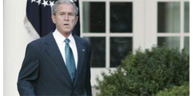 Ex-Staatsanwalt will Bush wegen Mordes klagen