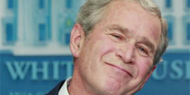 """Bush kann sich stolz """"im Spiegel betrachten"""""""