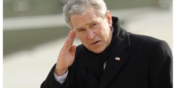 TV-Sender meldete Tod von George Bush