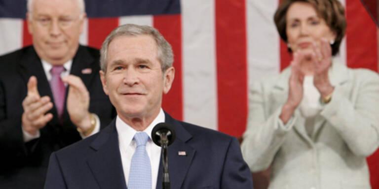 Bushs Rede zur Lage der Nation