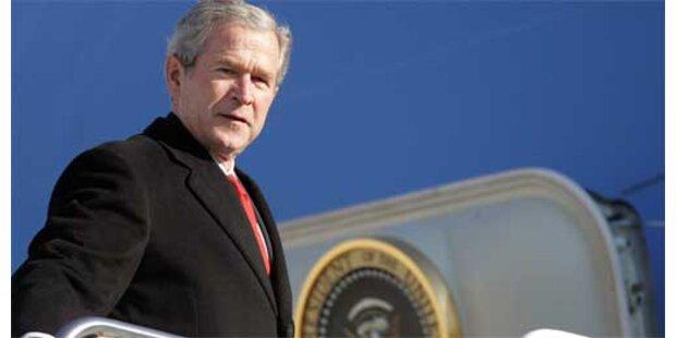 Bush kritisiert Ablauf der Exekution