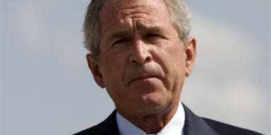 Bush warnt vor nuklearem Holocaust in Nahost