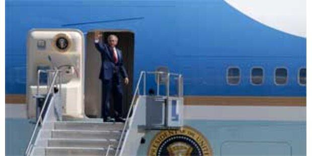 Kritik an Bushs Kriegskasse für den Irak