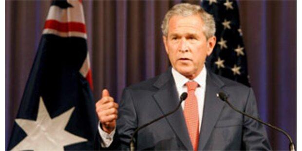 Bush wusste von Auflösung der irakischen Armee