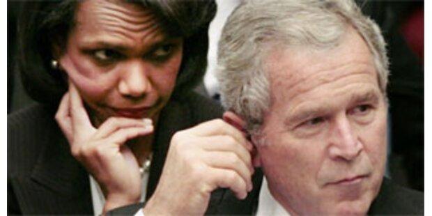 Bush soll UN-Sicherheitsratsmitglieder erpresst haben