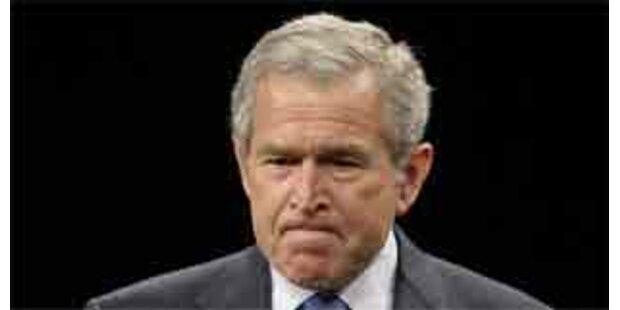 Bush will armen Kindern nicht mehr helfen