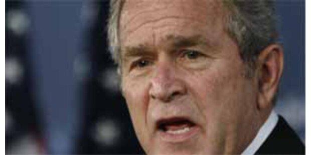 Bush verteidigt harte Verhörmethoden