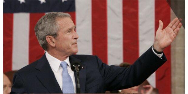 Bush bleibt bei Irak-Strategie