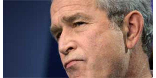 Bush verschärft Sanktionen gegen Burma