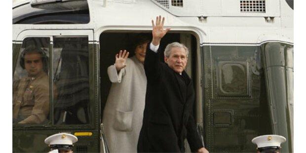 Die Ära von George Bush ist zu Ende
