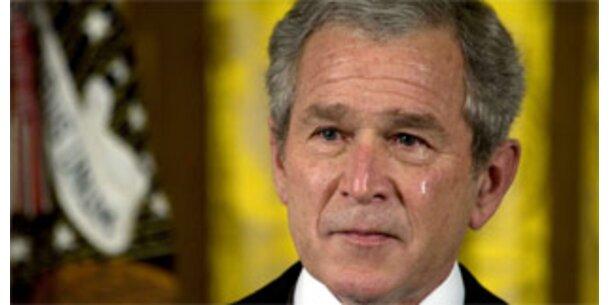 Bush unterzeichnet Gesetz für Hausbesitzer