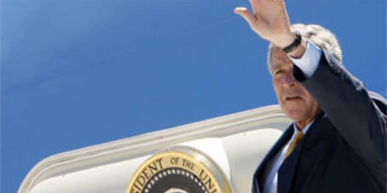 Bush führte die Welt vor Irak-Krieg in die Irre