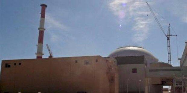Iran nimmt Atomkraftwerk in Betrieb