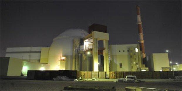 Iran: Jet stürzt nahe Atomkraftwerk ab