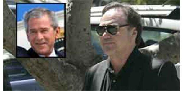 Oliver Stone mit Film über George W. Bush