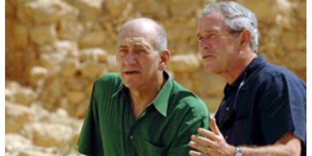 Bush verbot Olmert Angriff auf den Iran