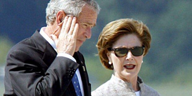 George W. Bush hat ein Buch geschrieben