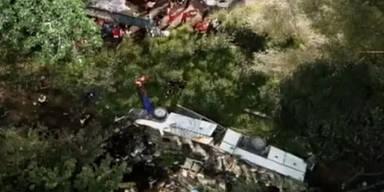 Italien: Dutzende Tote bei Busunglück