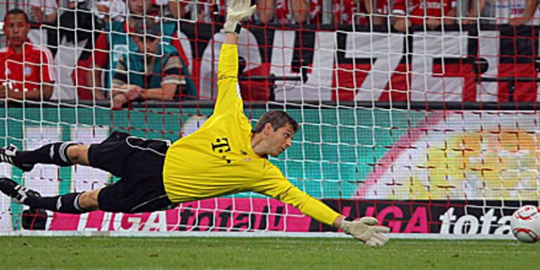 Bayern-Keeper Butt hört auf