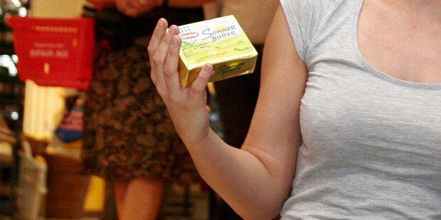 Butter in Österreich teuer wie nie