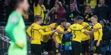 Nächste Gala: BVB schießt Atlético ab