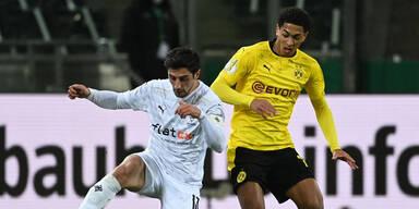 1:0 - BVB gewinnt Hit und steht im Halbfinale
