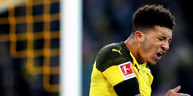 Titelkampf offen: BVB verspielt 3:0-Führung