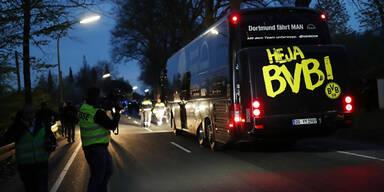 Bomben auf BVB: Sprengstoff aus Bundeswehr-Beständen?