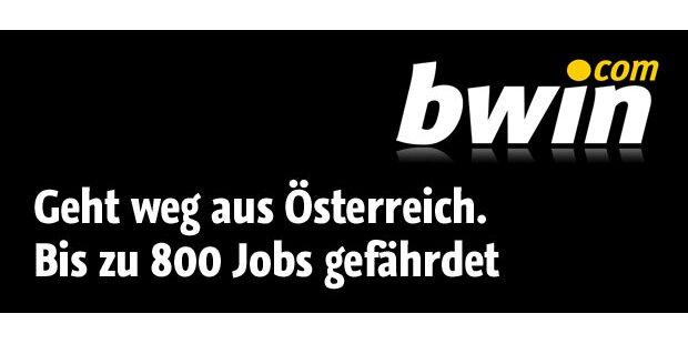 bwin steht vor Wegzug aus Österreich