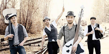 Sondercombo - Die besten Bilder des Quartetts