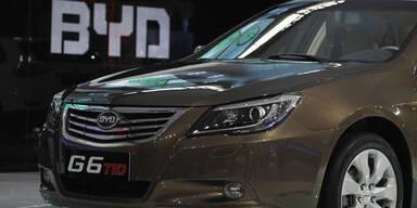 Chinesische Autos werden immer besser