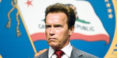 Bye-bye Arnie: Filmstar statt Politik