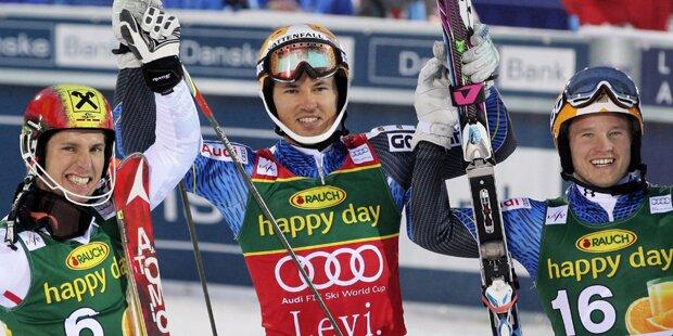 Schwedischer Slalom-Star beendet Karriere