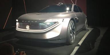 """Bytons Tesla-Gegner ist """"Smartphone auf Rädern"""""""