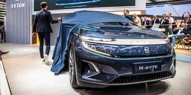 Günstige Elektro-SUVs auf der CES 2020
