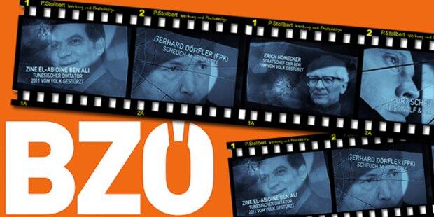 Wirbel um BZÖ-Wahlkampf-Video