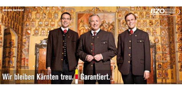 BZÖ setzt bei Kärnten-Wahl auf Regierungsteam