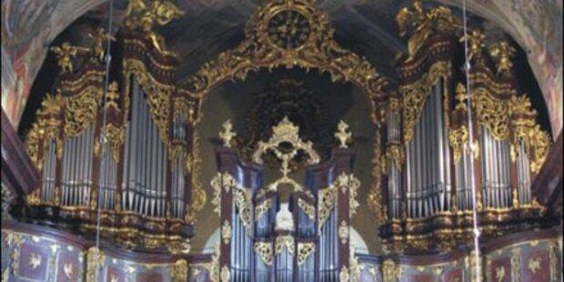 Basilika Maria Taferl in neuem Glanz