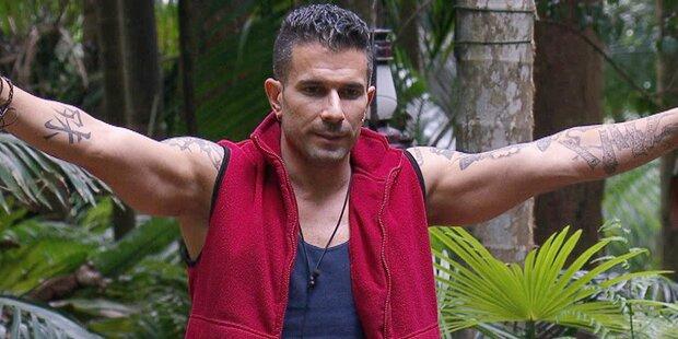 Dschungel: Marc Terenzi liegt vorne