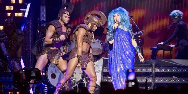 Gladiatoren-Show: Cher bringt heute Stadthalle zum Beben