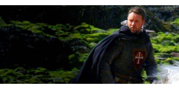Russell Crowe als scharfer Robin Hood