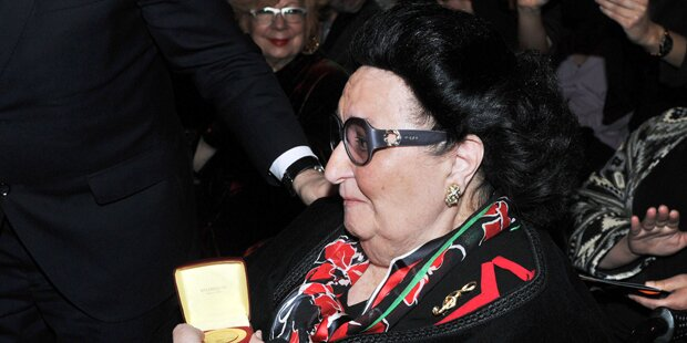 Opernstar Montserrat Caballé gestorben