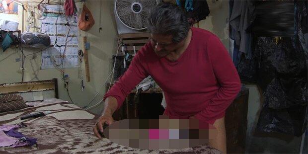 Sex-Flaute bei Mann mit dem längsten Penis der Welt