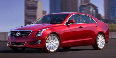 Cadillac ATS greift Audi A4 & BMW 3er an