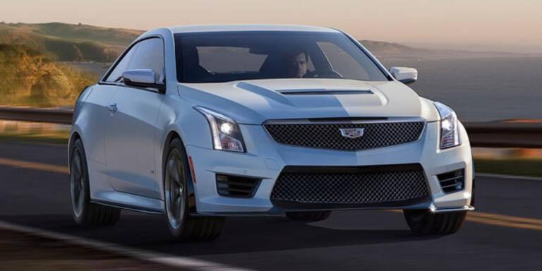 Cadillac greift mit dem ATS-V an