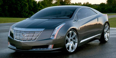 Cadillac ELR kommt mit Range-Extender