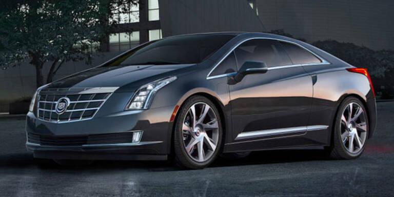 Cadillac bringt den ELR an den Start