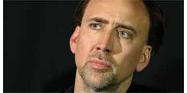 Weltstar Nicolas Cage ist in Wien verliebt