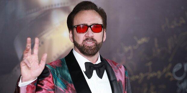 Nicolas Cage wird zum 'Tiger King'