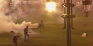 Ägypten: Tränengas gegen Demonstranten